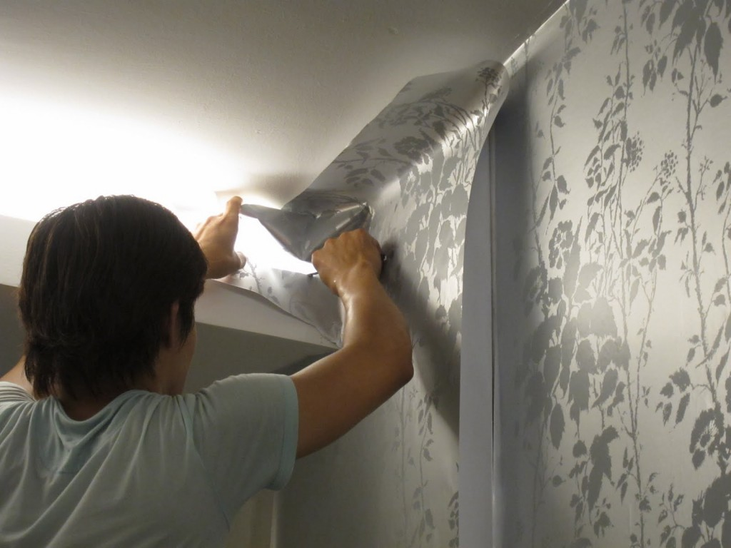 Painting - Wallpaerper Install & Removal